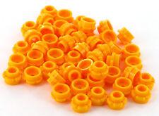 24866 NEU orange rot weiß Blumen 3 Sorten je 20 60 Stück LEGO Blüten