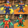 Lot 2Pcs Imaginext ARM ALIEN & MR MIRACLE figure action heroes toy gift