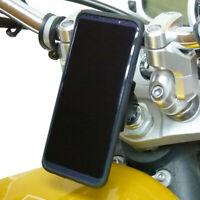 20.5-24.5mm Tige Support Vélo & Étui Pour Samsung Galaxy S20 Ultra