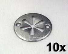 10x Metallscheiben Klemmscheiben Audi VW Skoda Seat Ford Unterboden N90335006
