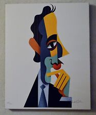 JERRY SEINFELD GICLEE ON CANVAS BY DAVID COWLES JERRY S SIGNED/# W/COA