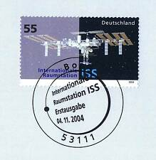 RFA 2004: Station spatiale mir ISS N° 2433 avec