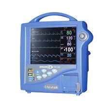 GE Dinamap Pro 1000 - ECG, Nellcor Oximax SpO2, NIBP, Printer - Biomed Certified