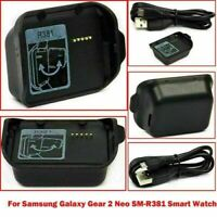 For Samsung Galaxy Gear 2 Neo SM-R381 Charging Dock Cradle Charger Adapter Kits
