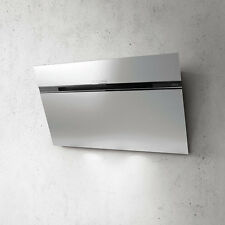 Elica Ascent Wall Mounted Hood 90cm Stainless Steel PRF0110515