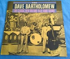 DAVE BARTHOLOMEW, THE BEST OF, 1989 STATESIDE LABEL, R&B, EX.