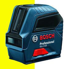 Bosch Linienlaser GLL 2-10 Professional Kreuzlinienlaser 0601063L00