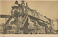 Grand Trunk Western No.6328 Don Wood Train Magazine Card #36 circa1960