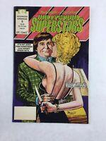 Hollywood Superstars Vol 1 #2 January 1991 Comic Book Epic Comics
