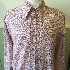 Mod/GoGo Everyday Vintage Casual Shirts & Tops for Men