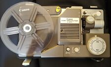 CANON Cine Projector S-400 - 8mm & Super8 Film - Japan 1639 w/ Box - For Parts