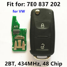 Remote Key for VW VOLKSWAGEN 7E0837202/5FA010185-00 AMAROK/TRANSPORTER 434MHZ