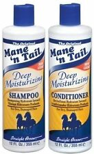 2 X Mane 'n Tail Deep Moisturizing Shampoo and Conditioner