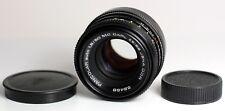 CARL ZEISS JENA DDR Objektiv Lens MC PANCOLAR auto 1,8/50 für M42