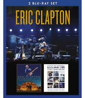 ERIC CLAPTON - SLOWHAND AT 70+PLANES TRAINS AND ERIC (2BLURAY)  2 BLU-RAY NEW+