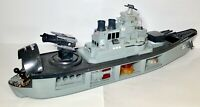 """VTG 2003 GI JOE 34"""" U.S.S 65 Destroyer Battle Ship Collectible Toy - Sold As Is"""