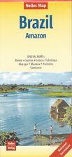 Nelles Brazil (Amazon) Map *FREE SHIPPING - NEW*