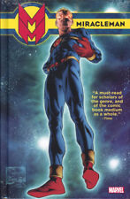 MIRACLEMAN BOOK ONE: A DREAM OF FLYING HARDCOVER Marvel Comics HC DM VARIANT
