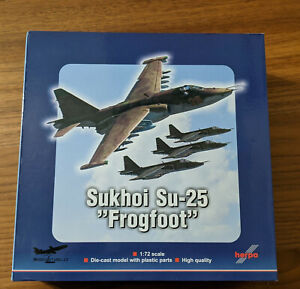 Herpa 1:72 Sukhoi Su-25 Frogfoot 368th OShAP Soviet AIr Force