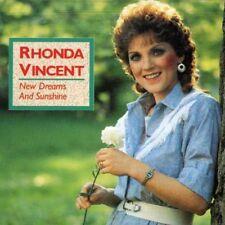 Rhonda Vincent - New Dreams & Sunshine [New CD]