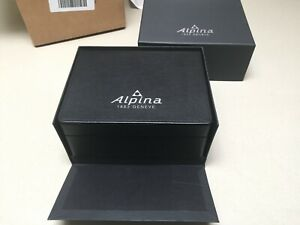 Alpina Watches brand-new boxes - inner & outer, superb