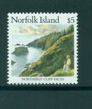 Norfolk Island 1988  $5  Northerly Cliff Faces   MNH SG 420