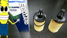Premium Oil Filter for Mercedes Benz ML350 ML400 ML550 V6 V8 2012-2015 Pack of 2