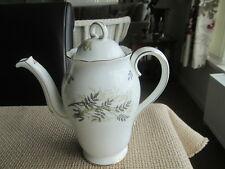 VINTAGE ADDERLEY BRANCHES & LEAVES COFFEE POT