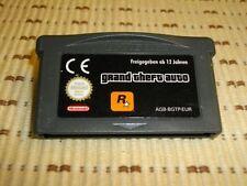 GTA Grand Theft Auto für GameBoy Advance (SP) DS (Lite)