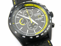 Gents Citizen Eco-Drive Solar B612 Chrono Watch - 100m
