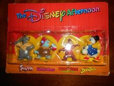The Disney Afternoon Toy Figures Set of 4 New 1991