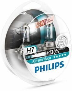 Philips H7 12972 XV S2 X-treme Vision +130% Halogen Lampen Duo-Box (2 Stück)