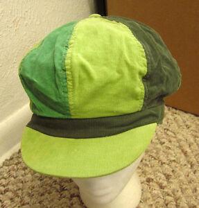 CHILDREN'S PLACE infant cabbie hat two-tone stripes golf cap newsboy Gatsby
