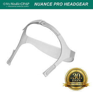 Nuance Fabric Headgear Strap Replacement for Philips Respironics