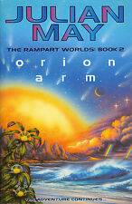 JULIAN MAY - ORION ARM - 1ST H/B