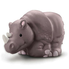 Fisher Price Zoo Talkers Rhinoceros Figure *New*