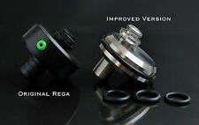 Rega Counterweight and Stub upgrade. RB350, RB300, RB250, RB251. Stainless Steel