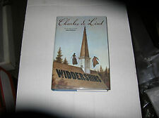 Widdershins by Charles De Lint (2006) SIGNED 1st/1st