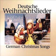 Deutsche Weihnachtslieder (German Christmas Songs) by Various Artists (CD,...