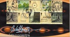 """2004 Lord Of The Rings - Scott """"Planets"""" Official - Signed CHRIS ACHILLEOS"""