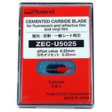 45/.10 Offset Blade, 5 ea. - Thick Materials ZEC-U5025