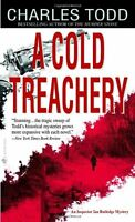 A Cold Treachery (Inspector Ian Rutledge) by Charles Todd