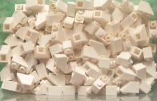 LEGO - SLOPE, Inverted 45% 2 x 1, WHITE x 151 (3665) ZY30