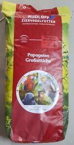 Papageienfutter ohne Nüsse RuVo 20 kg