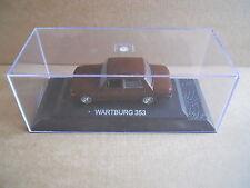 WARTBURG 353 Legendary Cars 1:43 Die Cast in Box in Plexiglass [MV10]