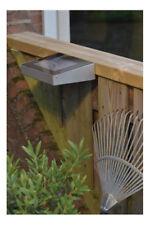 Plastic Solar Contemporary Outdoor Light Fixtures