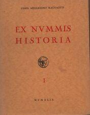 Ex nummis historia. I. Monete greche. Magnaguti. Ed. Santamaria. 1949. STO12