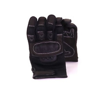 The Berkowitz Padded L Motorcycle Glove with Steel vents