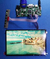 """HDMI DVI VGA Audio Board + 10.1"""" 1920x1200 B101UAN01.1 B101UAN02.0 B101UAN02.1"""