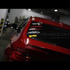 BMW Car stickers JDM Vinyl decal Hellaflush Rear Window 5pcs